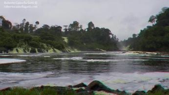 Cascate e canyon 3D